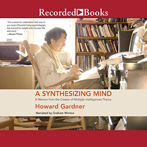 Couverture de A Synthesizing Mind