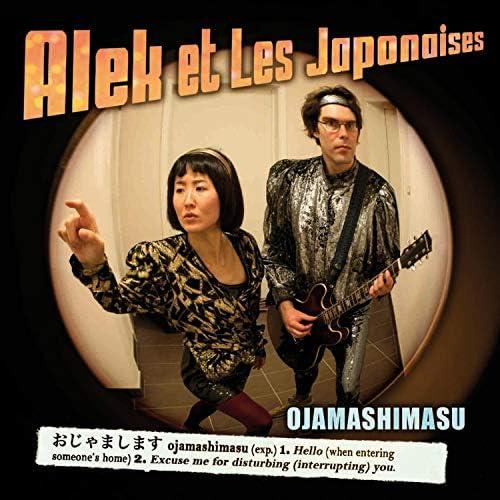 Alek et Les Japonaises