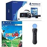 "PlayStation VR""PlayStation VR WORLDS""同梱版 + みんなのGOLF VR + PlayStation……"