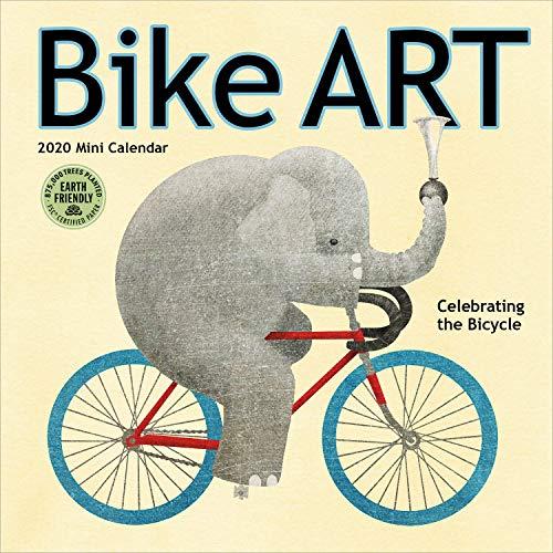 Bike Art 2020 Mini Wall Calendar: In Celebration of the Bicycle (7