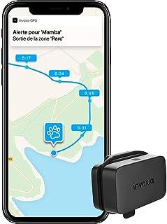 Invoxia LWT2_IVX_001_119 Localizzatore GPS per Cani e Gatti & monitoraggio delle attività - Abbonamento Incluso - Lunga au...