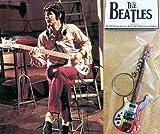 Porte-clés guitare basse Rickenbacker 4001 Paul Mccartney The Beatles