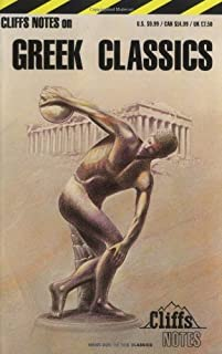 Greek Classics (Cliffs Notes)