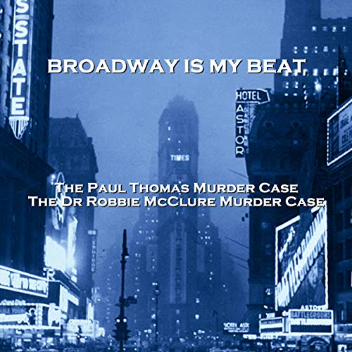 Broadway Is My Beat - Volume 2 cover art