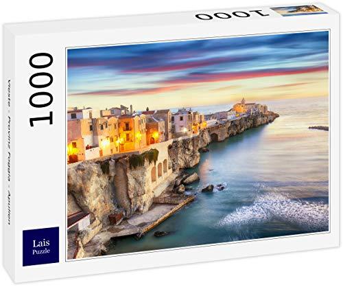 Lais Puzzle Vieste - Provincia di Foggia - Puglia 1000 Pezzi