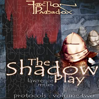 Faction Paradox: Shadow Play audiobook cover art