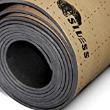 Siless Liner 157 mil 36 sqft Sound Deadening mat - Sound Deadener Mat - Car Sound Dampening Material - Sound dampener - Sound deadening Material Sound Insulation - Car Sound deadening
