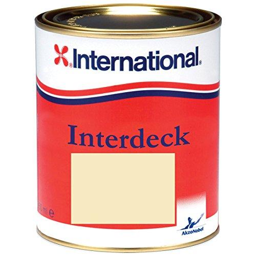 International Interdeck 750ml, Größe:0.75 Liter, Farbe:Sand Beige 009
