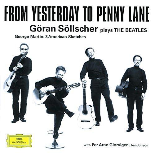Göran Söllscher, Per Arne Glorvigen, Gothenburg Symphony Orchestra & Mats Rondin