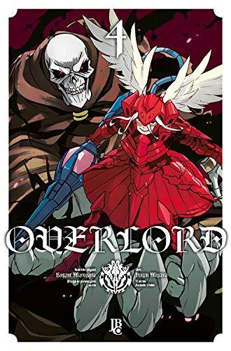 Overlord Mangá Vol. 04
