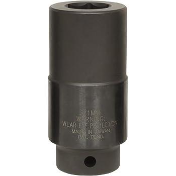 Lisle 77100 21mm Harmonic Balancer Socket