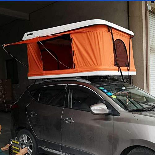 XTBB Tente de Toit Tente de Toit Abs Toit Dur Écran Solaire étanche Tente de Toit de Camping Semi-Automatique hydraulique B