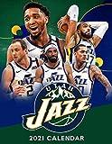 Utah Jazz 2021 Calendar