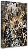 LGHLJ Posters para Pared Georges Braque bodegón con metrónomo cubismo póster Impresiones artísticas Ideas de Decoracion Decoracion Moderna Retro Cocina Pared Lienzo 60x90cm x1 Sin Marco