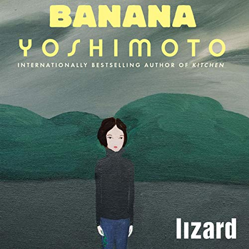 Lizard audiobook cover art