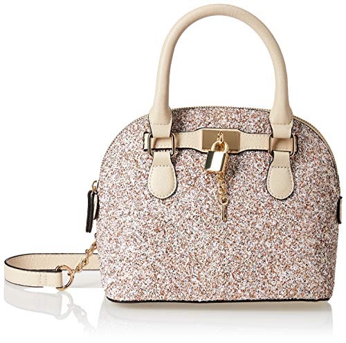 """Synthetic Material: Each bag is made of quality durable faux leather. 1 Compartment Small Dome Satchel Removable / Adjustable Crossbody strap Handle Drop Length: 4'' Strap Drop Length: 23'' Bag Dimensions: 10"""" W x 8"""" H x 4.5"""" D"""