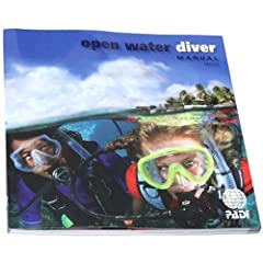 PADI Open Water Diver Manual with Table (70142) PADI Open Water Diver Manuel with Table (70142): Easy-to-Read and Follow: Step-by-Step Text Book Gives Student Fastest & Safest-System for Completing an Open Water Dive Course Five Modules: Includes All...
