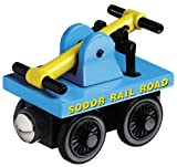 Thomas & Friends Wooden Railway - Hand car [並行輸入品]