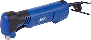 Ford 480 Watts 10mm Chuck Angle Drill, Corded Electric 3/8 Inch Keyed Chuck Drill Driver, Compact Portable Power Tool