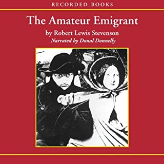 The Amateur Emigrant audiobook cover art