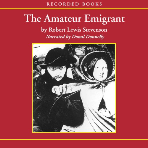 The Amateur Emigrant audiobook cover art