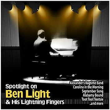 Spotlight on Ben Light and His Lightning Fingers