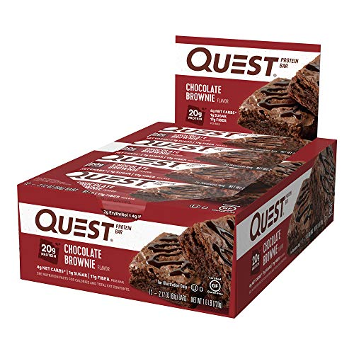 Quest Nutrition Low Carb High Protein Bar