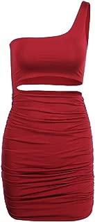 Sexy Dress Tube top Halter Nightclub Tight Skirt Bag Hip Skirt Women's Clothing