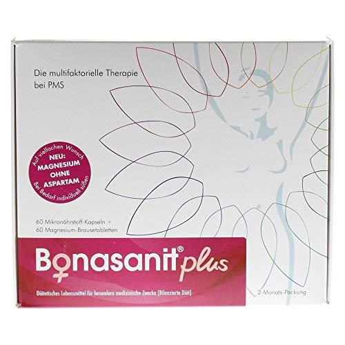 Bonasanit Plus 60 Kps./60 Br.Tabl. Kombipackung, 1 St
