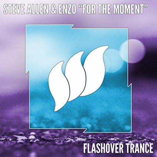 Steve Allen & Enzo