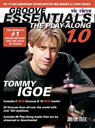 Tommy Igoe Groove Essentials - The Play-Along Drums (Book, CD): Play-Along, CD für Schlagzeug