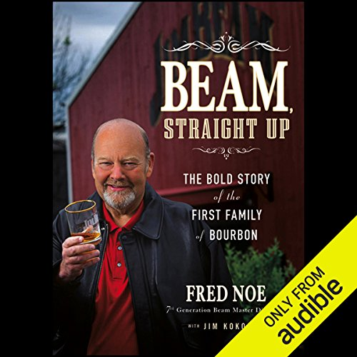 Beam, Straight Up audiobook cover art