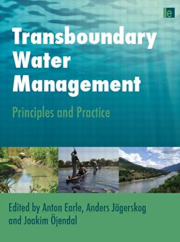 Download Transboundary Water Management: Principles and Practice 1849711380
