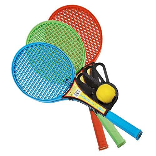 Ak Sport - 0726053 - Ensemble - 2 Raquettes De Tennis + Balle - Coloris Aléatoire
