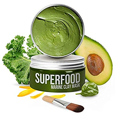 Gesichtsmaske Avocado & Superfoods