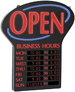 Newon LED Lighted Business