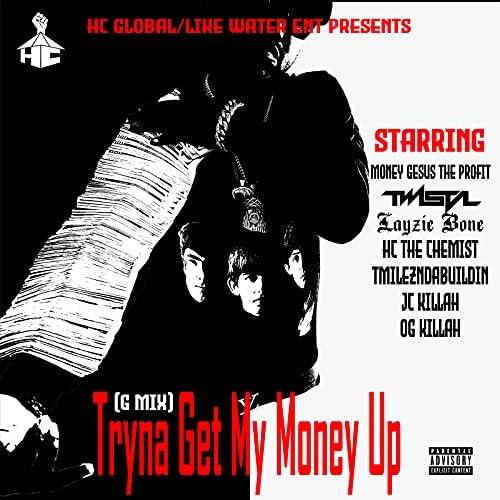 HC the Chemist & Money Gesus The Profit feat. トゥイスタ, LAYZIE BONE, Jc Killah, OG Killah & TmileznDaBuildin