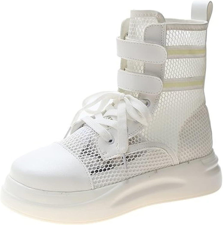 specialty shop Women High Tops Platform Sandal Breathable Gladiator Vamp C Mesh Challenge the lowest price