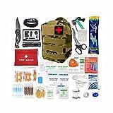 SXZHDZ Equipo médico para Viajes al Aire Libre, Equipo de Supervivencia, Debe ser Suministros para Acampar, Equipo para Acampar edc
