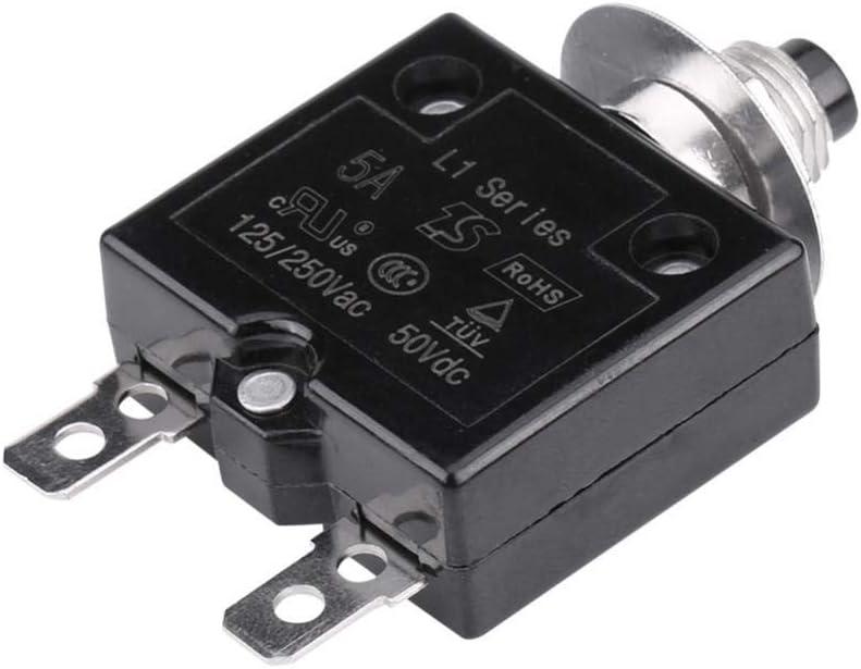 Circuit Breaker Manual 2021 Discount mail order Thermal Swi Reset