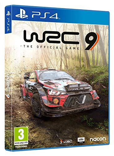 WRC 9. World Rally Championship 9: The Official Game - Versión Española (PS4)