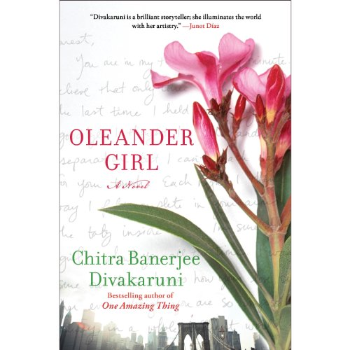 Oleander Girl cover art