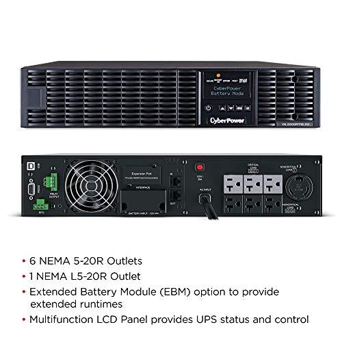 Build My PC, PC Builder, CyberPower OL2200RTXL2U