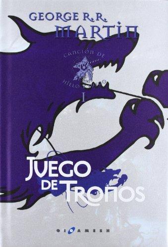 Juego De Tronos. Canción De Hielo Y Fuego - Volumen 1 (Gigamesh Éxit