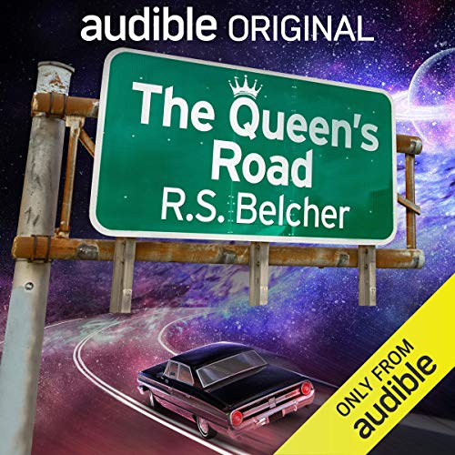 The Queen's Road audiobook cover art