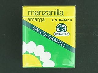 MANZANILLA AMARGA CARABELA 10 BOLS