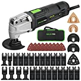 GALAX PRO Oscillating Tool, 260W 6 Variable Speed Oscillating...
