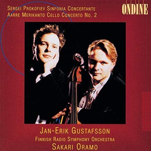 Jan-Erik Gustafsson, Finnish Radio Symphony Orchestra & Sakari Oramo