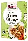 NATURA Frika Fix Bio Gemüse-Bratlinge, 150 g, 375 (Lebensmittel & Getränke)