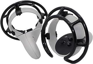 1 paire de coques de protection anti-chocs pour manette tactile Oculus Quest 2/Rift S